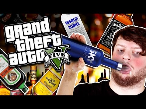 Drinking & DRIVING?! | DRUNK GTA 5 Funny Moments (Custom Game)