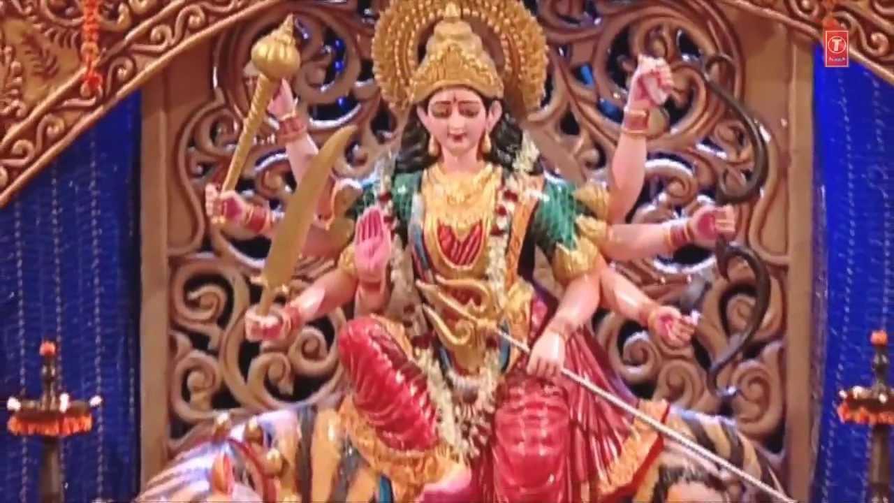 Kardo Daya Maa (Saraswati Vandana) By Kavita Godiyal [Full HD Song] I Sherawali Ne Dar Pe Bulaya ...