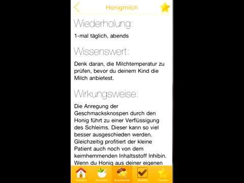 Hausmittel für Kinder PRO screenshot for Android