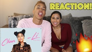 Download Lagu QUEEN IS BACK! CHUN-LI NICKI MINAJ (REACTION) ft. AshleyVaccaro Gratis STAFABAND
