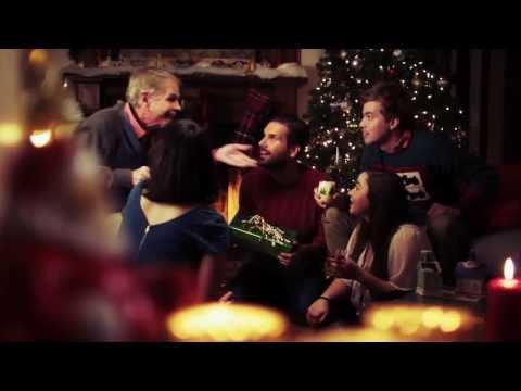 Поздравление с Рождеством от Джона Лажуа (русские субтитры)