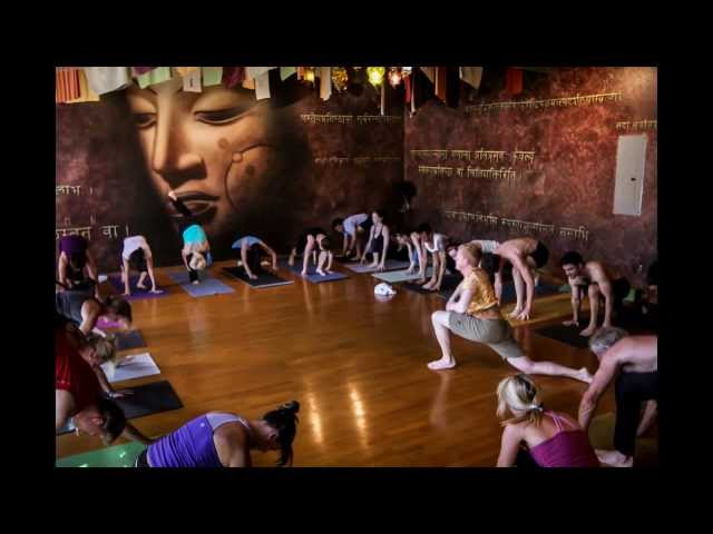 Raja Yoga with Marc II Time lapse