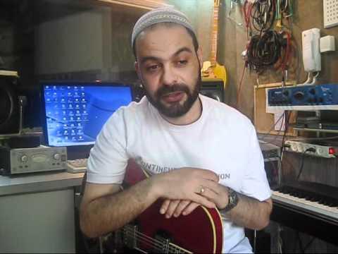 עמיר בניון כד מזכוכית - גלויה מוזיקלית Amir Benayoun