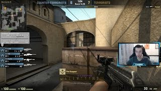 A PRIMIT REPORT PENTRU ACE! | Counter Strike Global Offensive