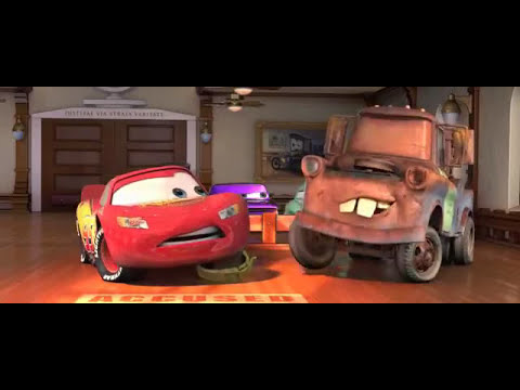 Cars - 2006 - Carros - Trailer