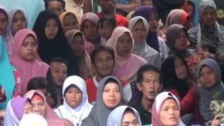 MUTIK NIDA Ratu Kendang Bikin Goyang_Edan Turun El Wafa Live Sibebek#2017
