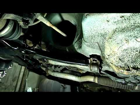 Toyota Lower Control Arm Replacement