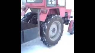 Трактор по снегу (Т-16), Видео, Смотреть онлайн