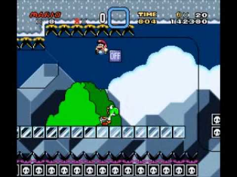 Mario Must Die TAS 100% in 45:46.68