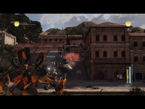 Transformers 3: Dark of the Moon  campagne Chapter-1 bumblebee