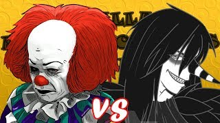 It vs Laughing Jack l Batallas Revolucionarias Rap l T3