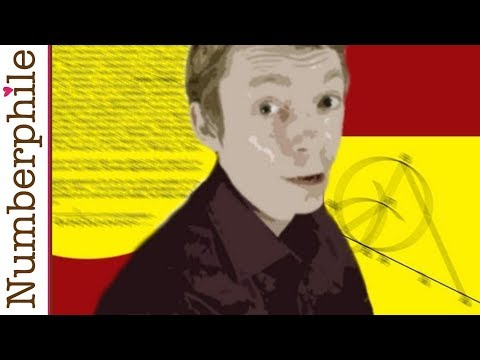 Squaring the Circle - Numberphile