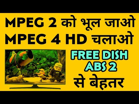 Best SATELLITE for HD Quality Channel Free to Air | Recommend for LED & Smart TV