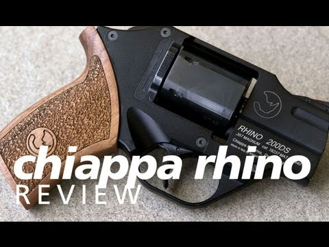 My review of the Chiappa Rhino. Pt. 1