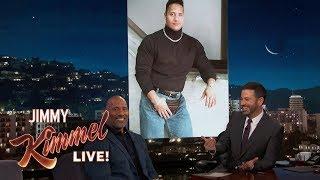 Jimmy Kimmel & Dwayne Johnson Settle Beef