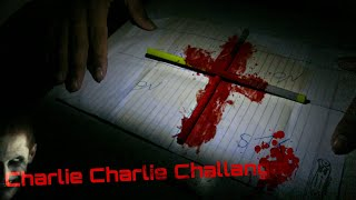 Charlie Charlie pencil game (haunted game)