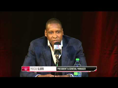 Kyle Lowry Press Conference: Part 1 - July 10, 2014