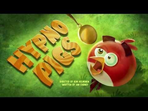 Злые птички Angry Birds Toons 1 сезон 21 серия Гипносвиньи все серии подряд