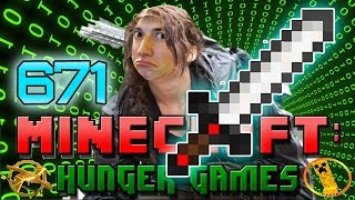 """Shark Attack from Jaws in the Lagger Games!"" Minecraft: Hunger Games w/Bajan Canadian! Game 671"