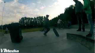 GoPro HD : Skateparken 2012 | VT Media