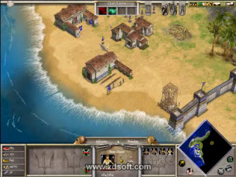 Age of Mythology - the titan - Consecuencias - parte 1/2
