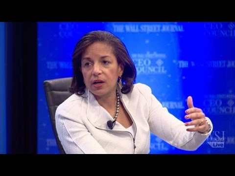 Susan Rice on American Training of Iraqi Military