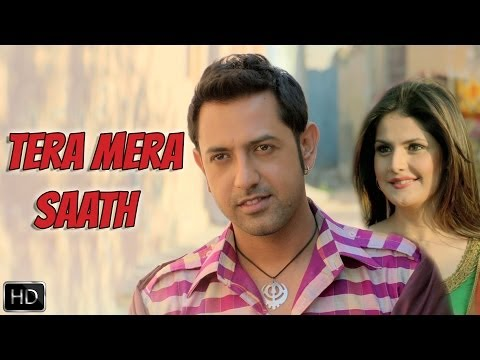 Tera Mera Saath | Jatt James Bond | Rahat Fateh Ali Khan | Releasing 25th April 2014 video