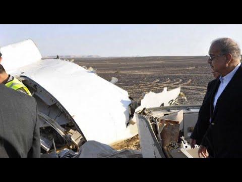 Russian passenger plane crashes in Sinai