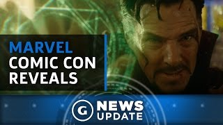 All Marvel Film and TV Reveals From Comic-Con - GS News Update