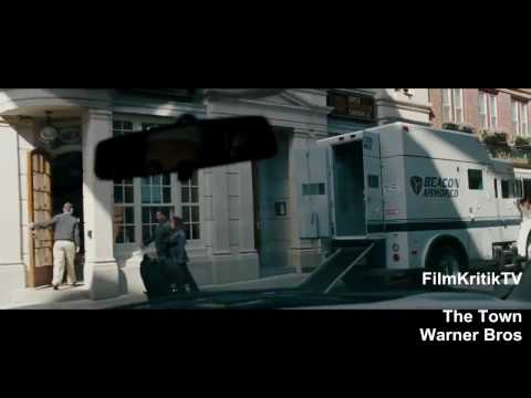 THE TOWN Trailer official Ben Affleck 2010 High Quality 720p (HD)