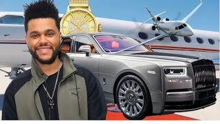 7 EXPENSIVE THINGS OWNED BY THE WEEKND.
