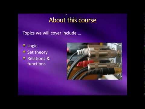Introduction to Higher Mathematics - Lecture 1:  Problem Solving 101