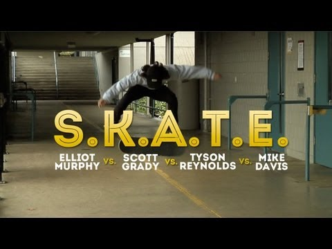 Game of S.K.A.T.E. | Elliot Murphy, Scott Grady, Tyson Reynolds, Michael Davis