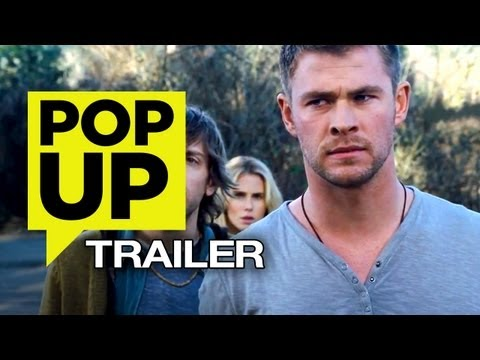 Movieclips PopUp Trailer - The Cabin In The Woods - Joss Whedon Movie (2012) HD MOVIE