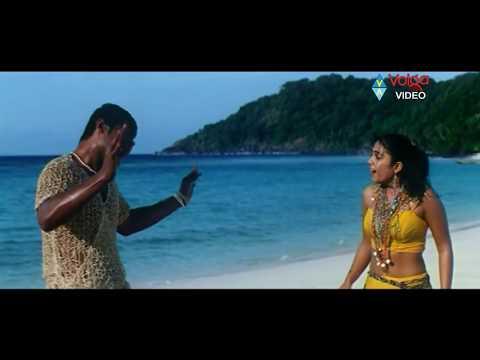 Chakram Songs -  Koncham Karamga   -  Prabhas,charmme Kaur - Hd video