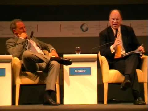 Peter Schiff at 2009 Global  Competitiveness Forum, Riyadh, Saudi Arabia