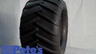 Carlisle AT101 Lawn Tractor Tire AT24x12.00-12