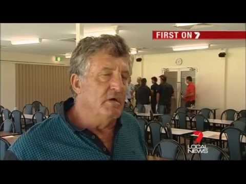 Seven Local News Central Queensland 11th March 2015