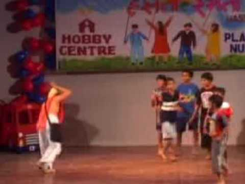 Hasta Ramta, Hobby Centre, Pandit, Gujarati Children Song, Rupang Khansaheb, Bal Geet. video