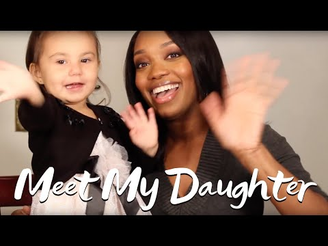 MEET MY DAUGHTER (OUR ADOPTION STORY)