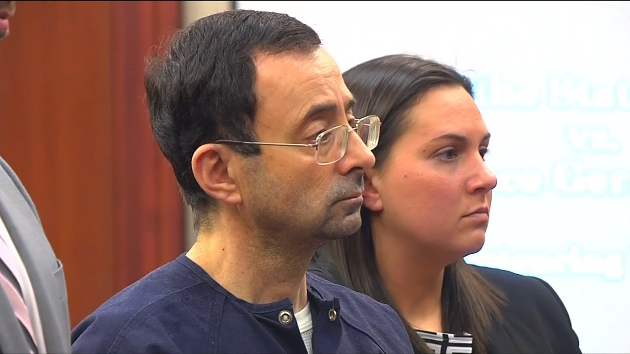 Ex-USA Gymnastics doctor gets up to 175 years for sex abuse