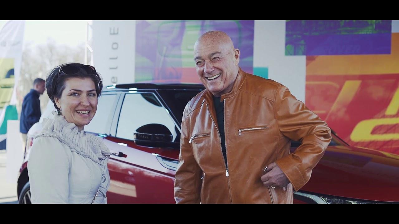 Новый Range Rover Evoque | Премьера в Москве
