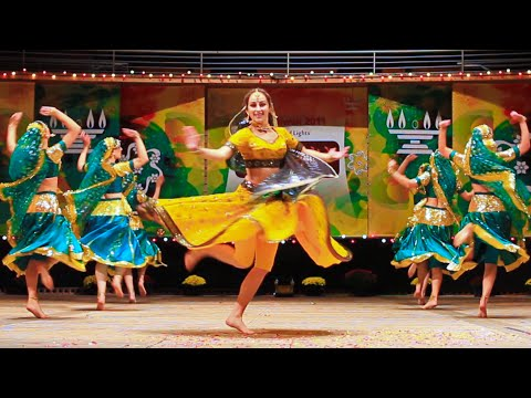Nimbooda Nimbooda, Indian Dance Group Mayuri, Russia video