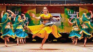 Nimbooda Nimbooda, Indian Dance