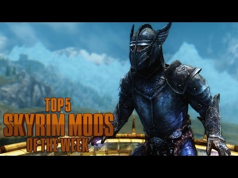 Surfing the Skies of Skyrim - Top 5 Skyrim Mods of the Week