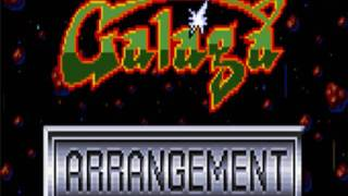 Galaxy Zone - Galaga Arrangement Music Extended