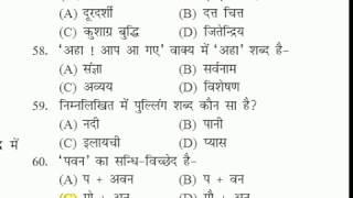 REET EXAM   2017 hindi question