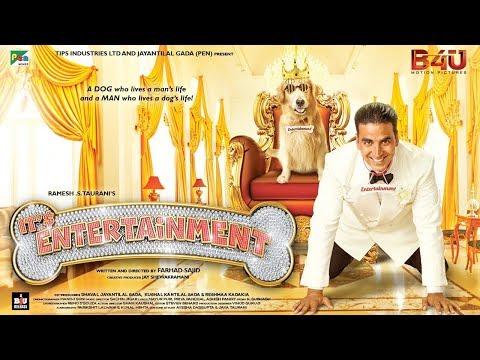 It's Entertainment - Akshay Kumar, Tamannaah Bhatia I Official Hindi Movie Trailer 2014