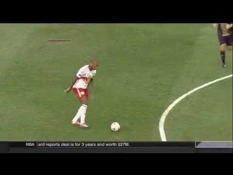 Thierry Henry No Look Fake Pass vs Philadelphia