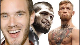 Conor McGregor EXPOSED | Pewdiepie | Kevin Spacey | khabib Nurmagomedov | RKelly | Jason Bermas